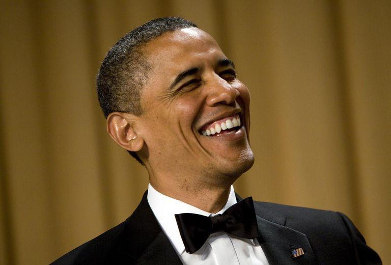2012 White House Correspondents' Association Dinner