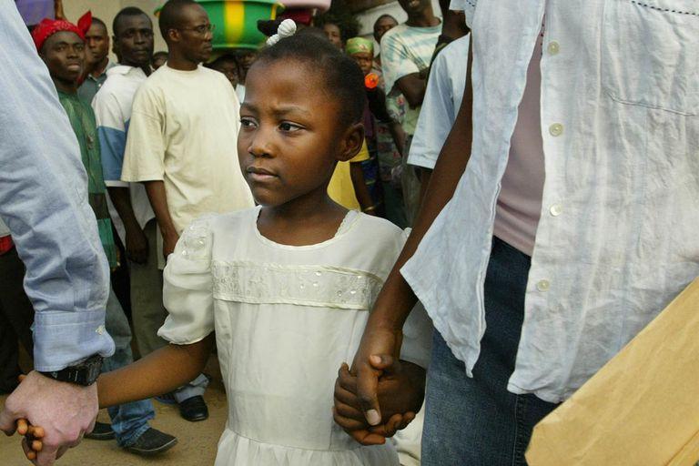 LURD Rebels Still Hold Positions In Monrovia