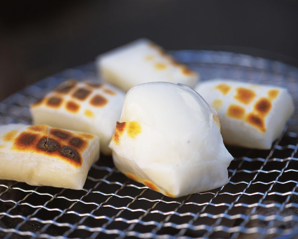 How To Cook Japanese Rice Cake