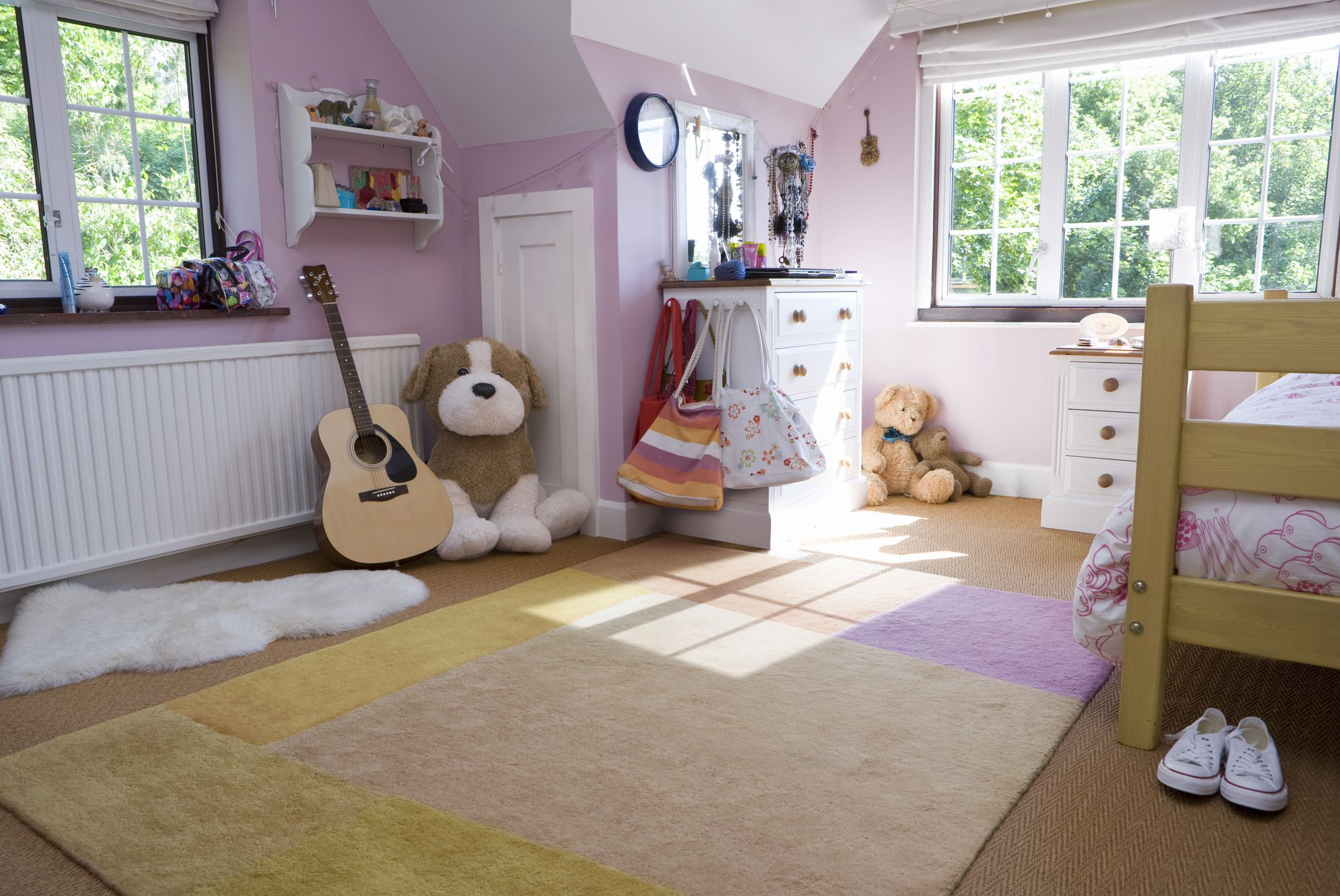 Rubber Flooring For Children S Room