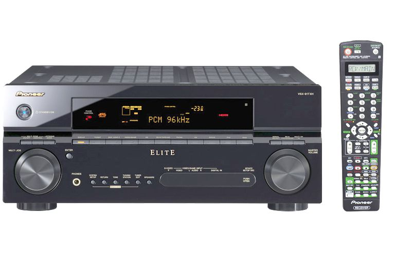 Pioneer VSX-91TXH 7.1 Channel Home Theater Receiver