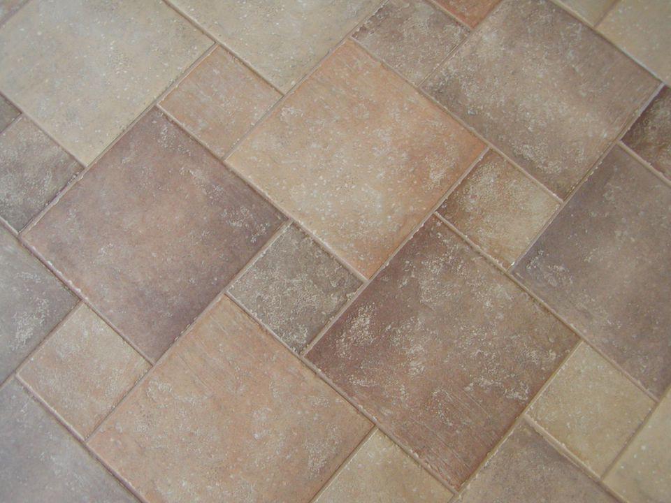 Painting Ceramic Kitchen Floor Tiles
