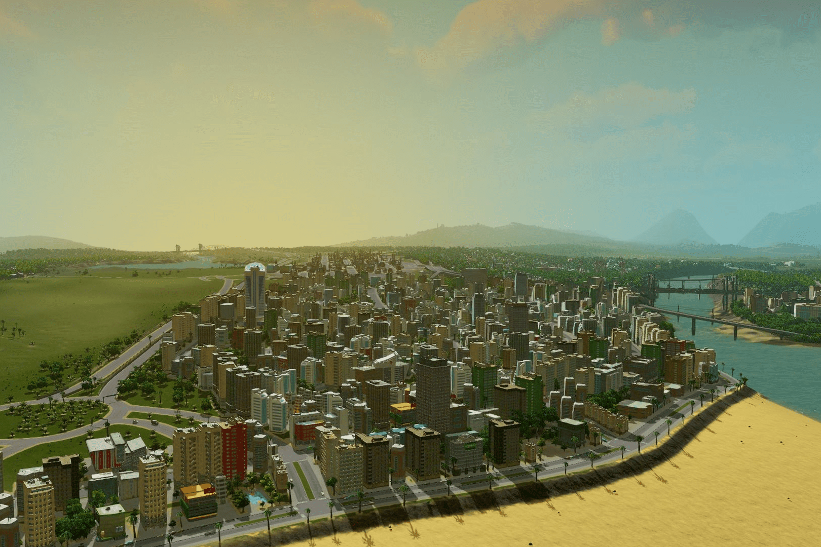10 Best City Building Games For The Pc