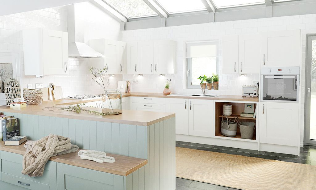 Kitchen Design Idea Inspiration ~ Tips for styling white rooms