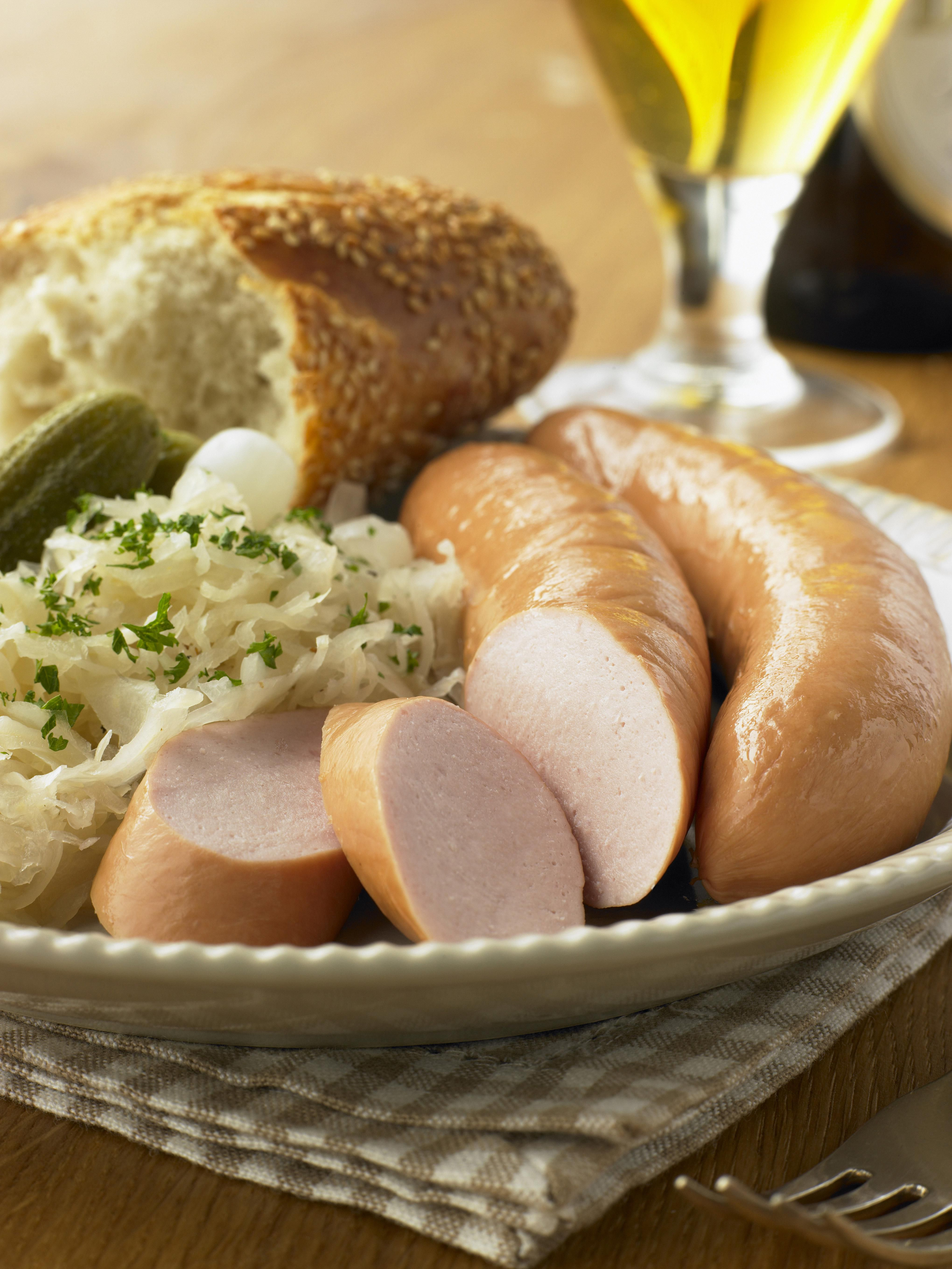german english drink glossary sauerkraut bockwurst