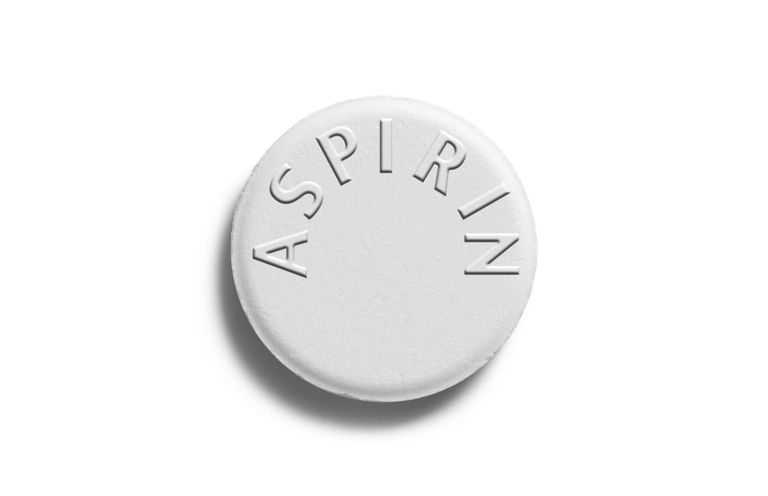 Aspirin works by inibiting prostaglandins