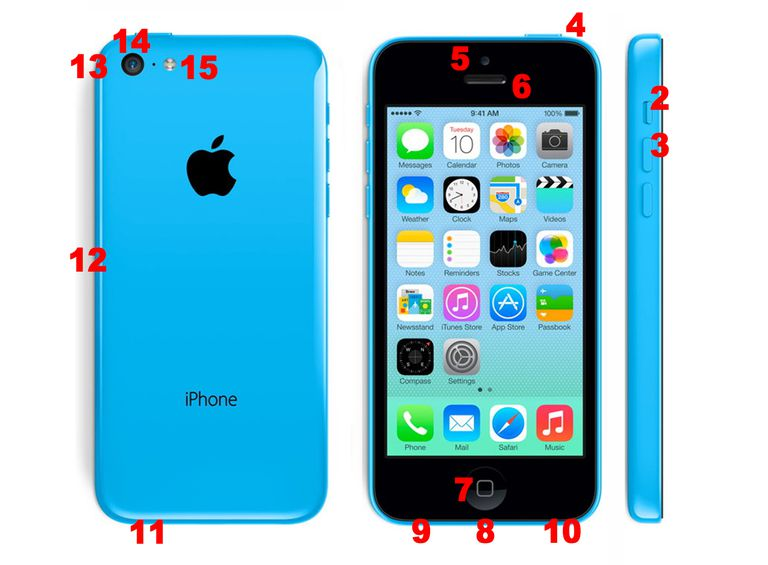 Iphone 5c Hardware Features Explained