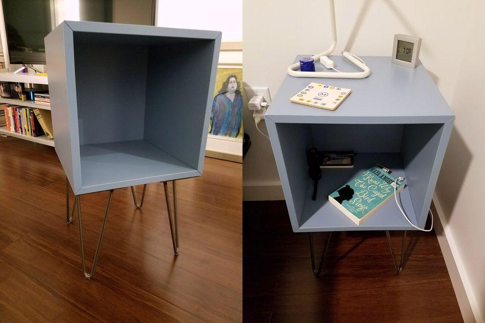 Diy Bedroom Storage Ideas. DIY Night Table 21 Best IKEA Storage Hacks for Small Bedrooms