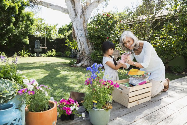 Gardening Can Help Reduce Risk of Dementia