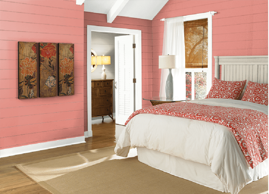 pink peonies bedroom 10 great pink and purple paint colors for the bedroom 12878