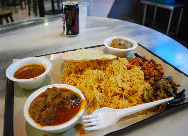 Indian Food Ues