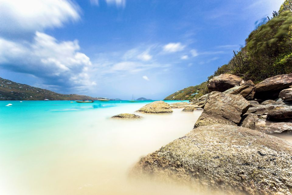 Magens Bay, Saint Thomas, US Virgin Islands