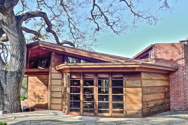 Hanna House A Frank Lloyd Wright House You Can Tour