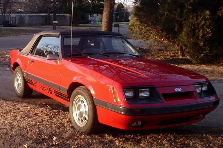 1985 Twister II Ford Mustang