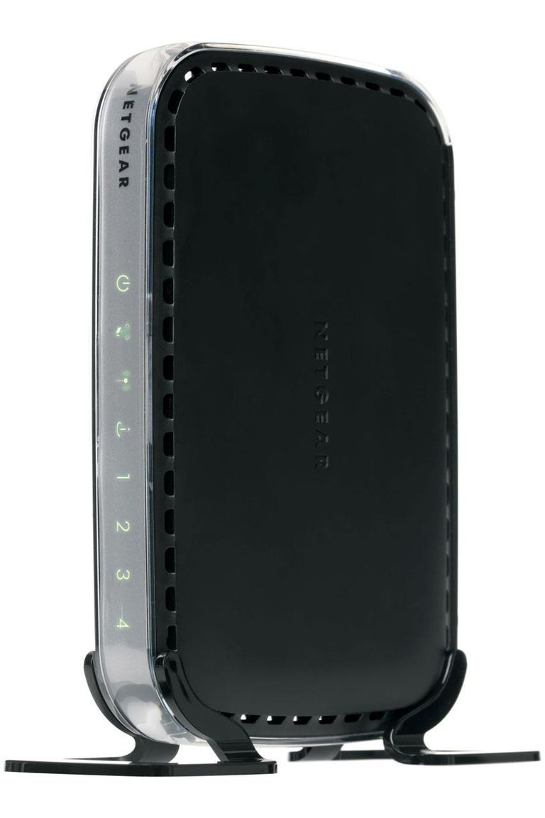 Picture of the Netgear WNR1000 router