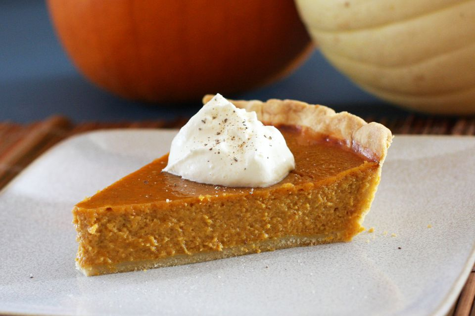 Pumpkin Pie Recipe With Whipped Cream