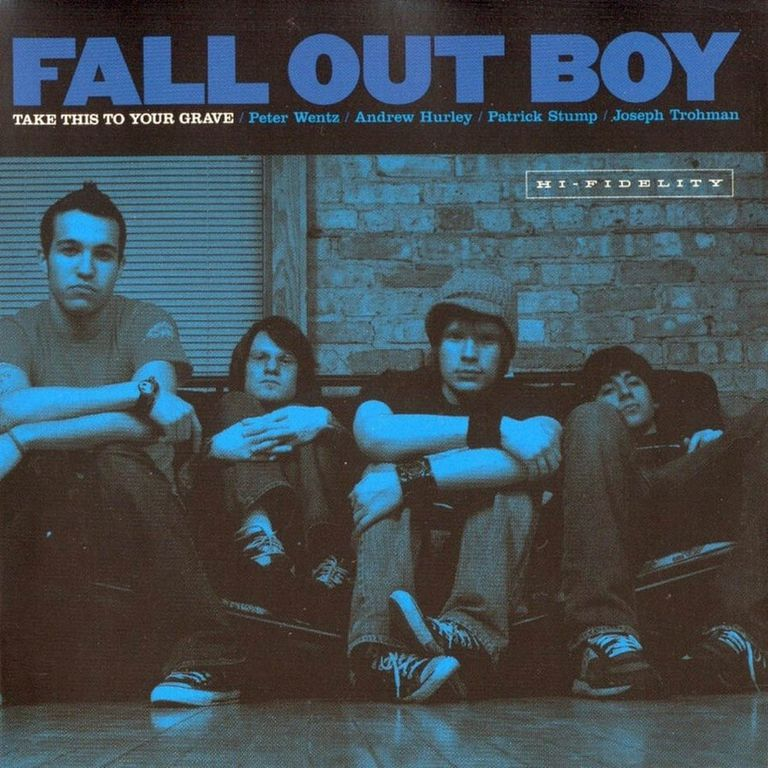 Top 10 Best Fall Out Boy Songs