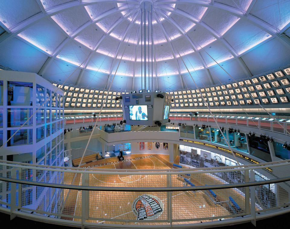 Basketball Hall of Fame