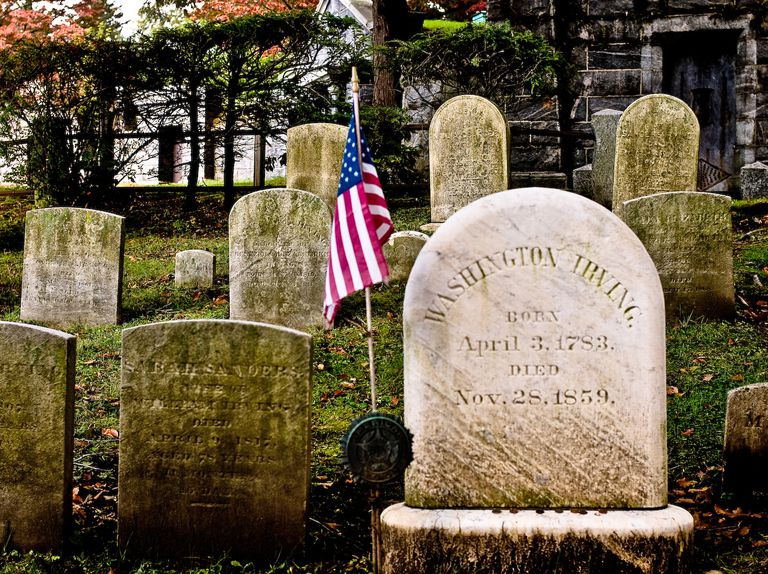 Irving Gravemarker