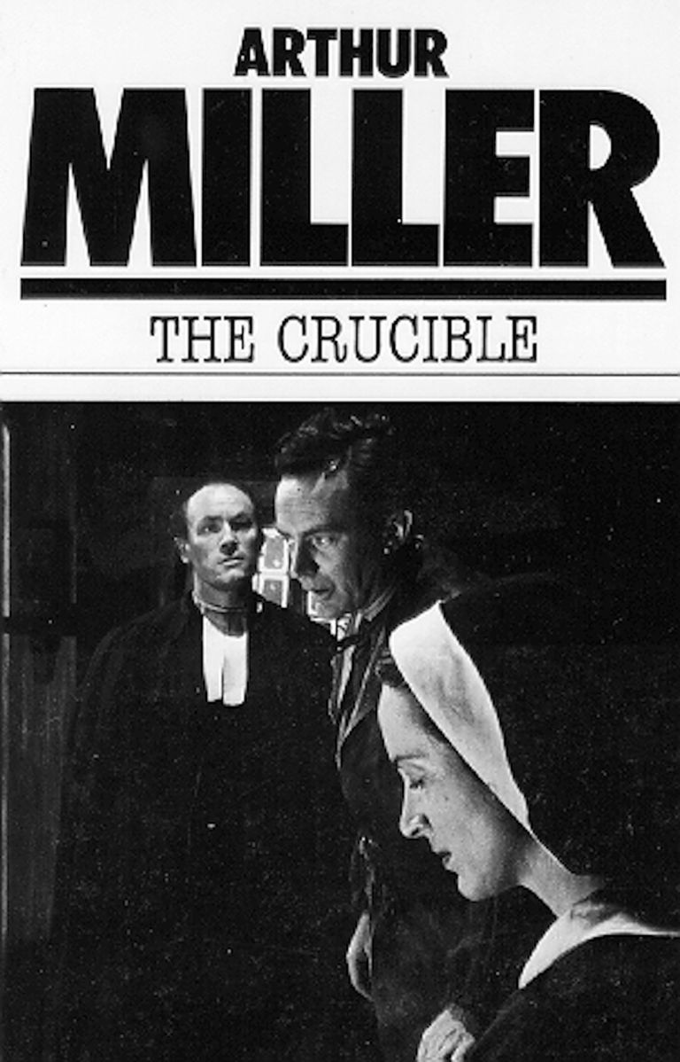 a brief overview of the crucible a play by arthur miller They give a summary and explanation of the play, brief analyses of the main characters,  the crucible (1953) the crucible  the theater essays of arthur miller.