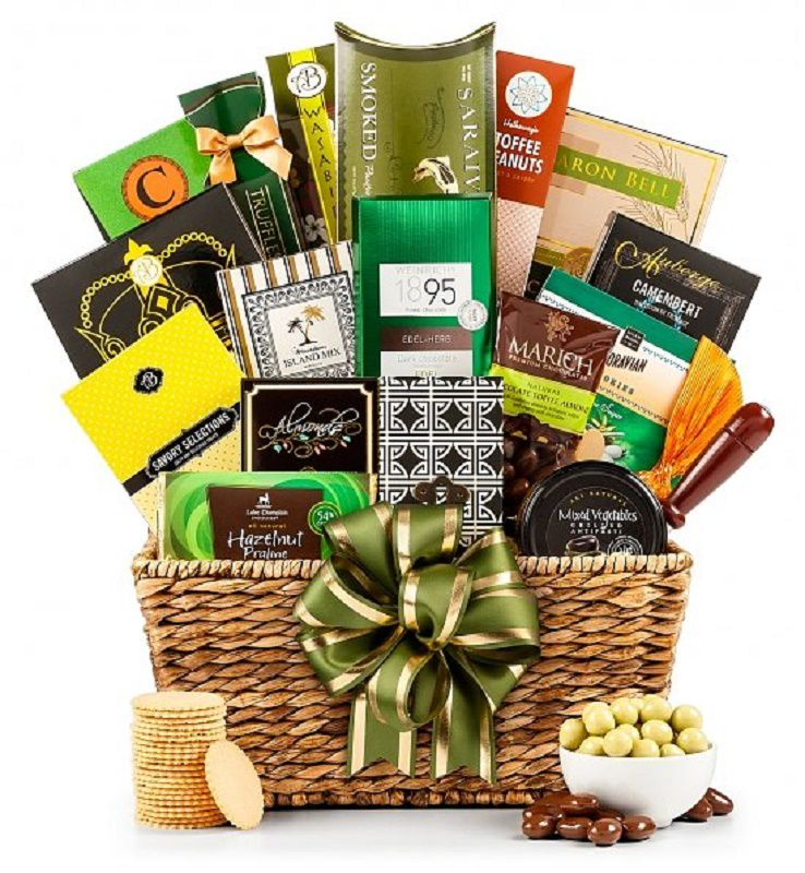 The 8 Best Food Gift Baskets to Buy