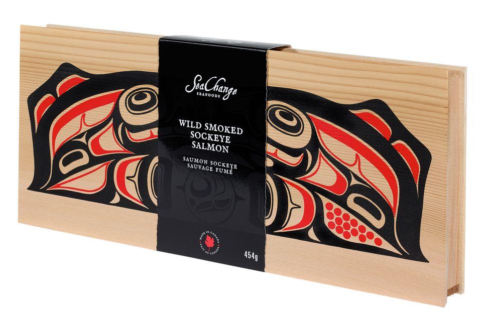 BC Smoked Salmon