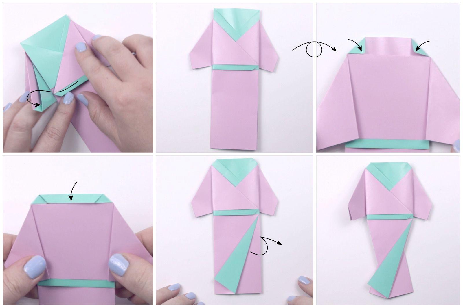 Оригами для детей и начинающих, как сделать поделки из 69
