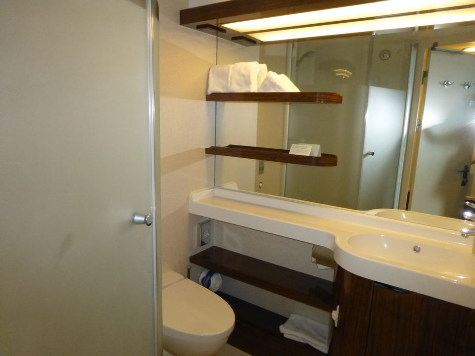 Norwegian Breakaway Cruise Ship - Cabins and Suites