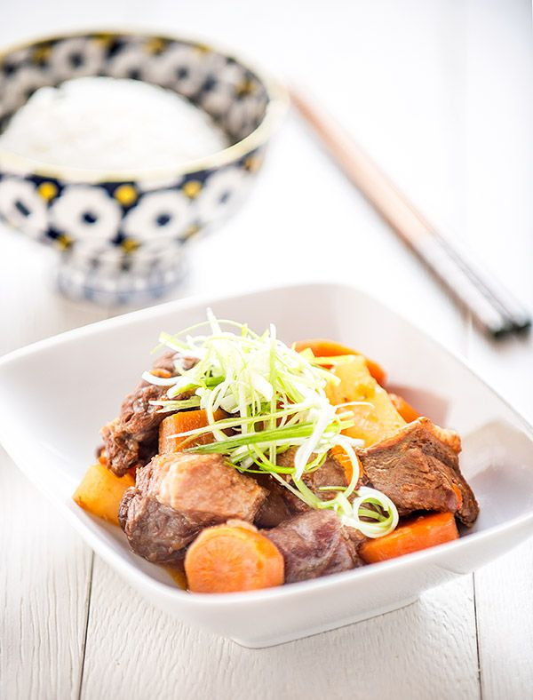 Classic Chinese beef stew recipe