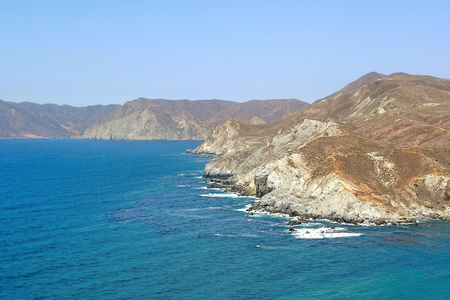 Planning A Road Trip >> Catalina Island Hiking - Day Hikes You Will Love