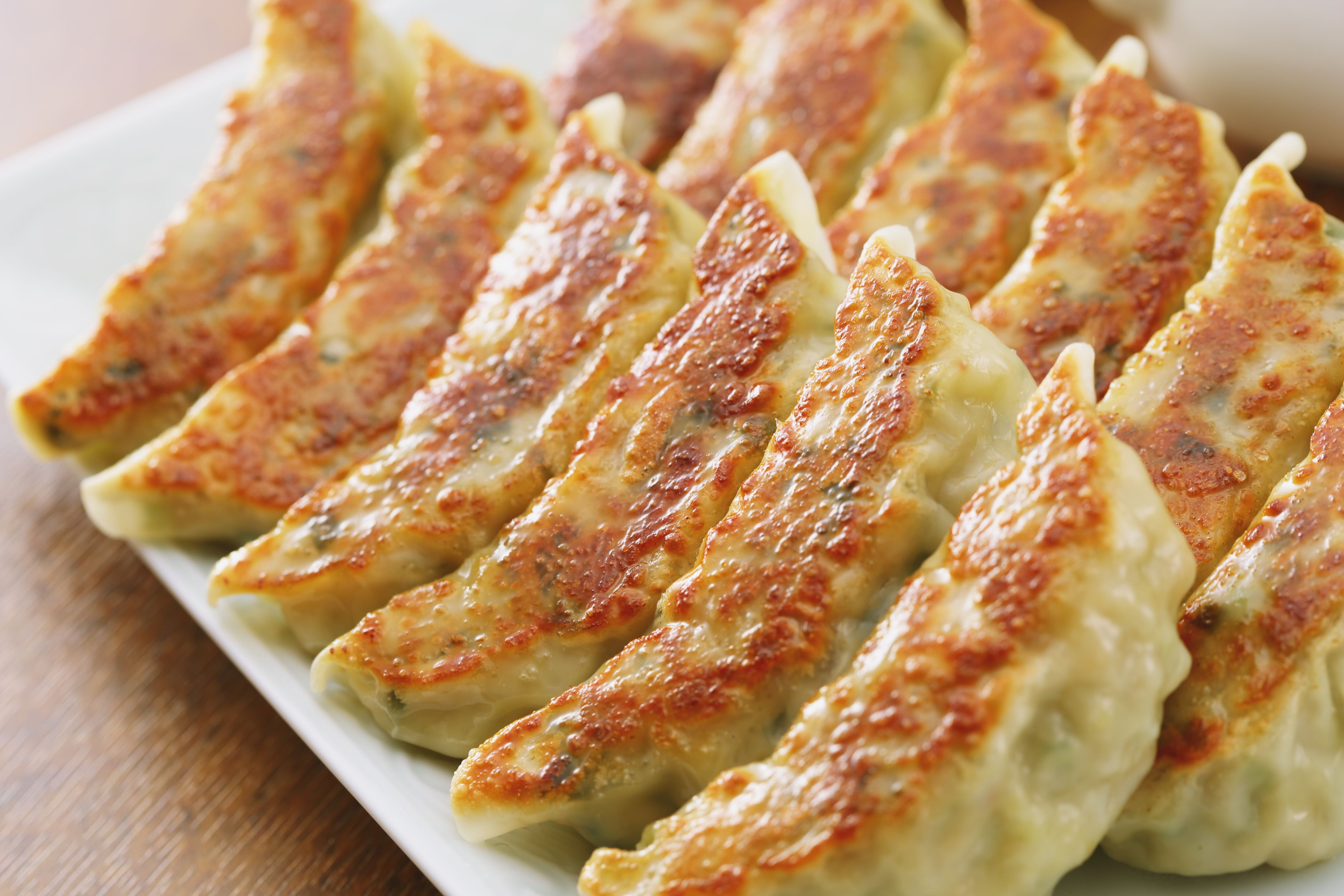 Recipe For Shrimp Gyoza Japanese Potstickers