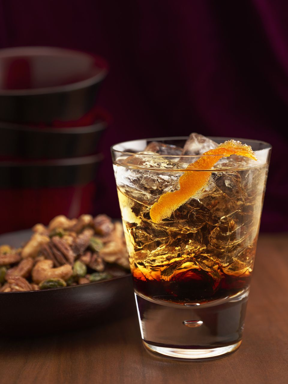 how to make a black russian mixed drink
