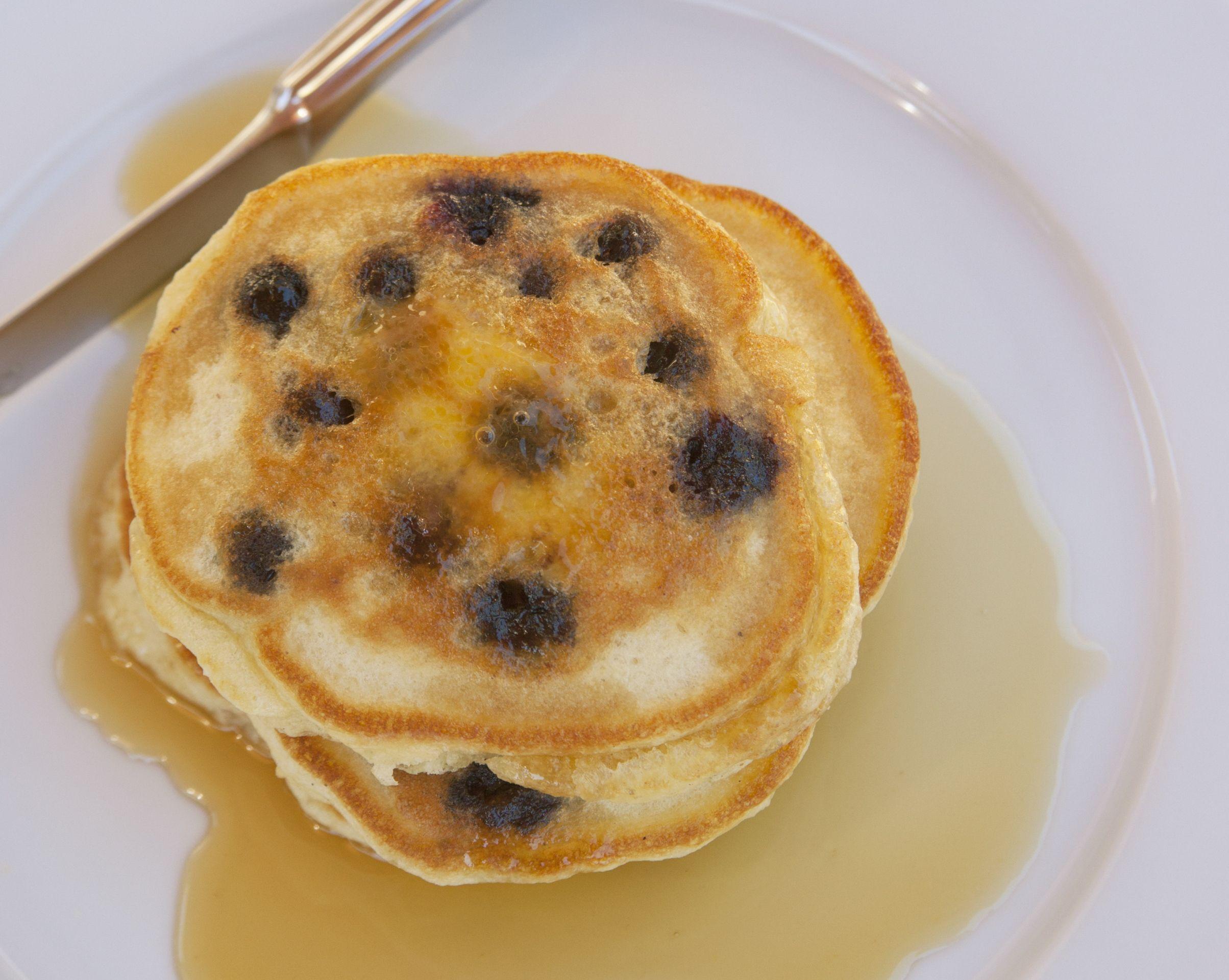 Simple Vanilla Pancake Recipe