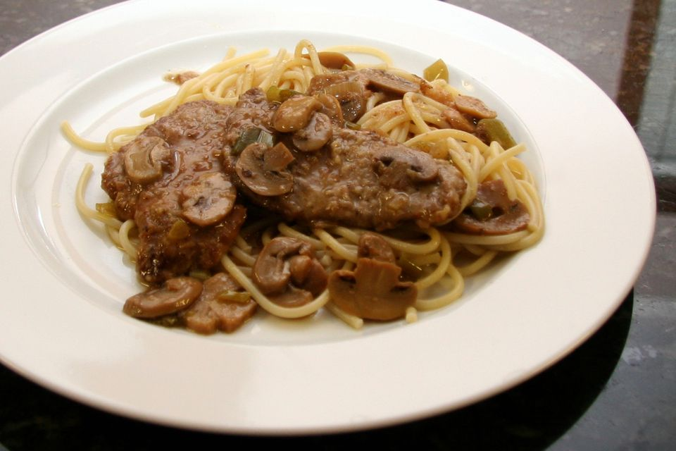 how to cook veal scallopini marsala