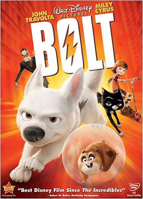 bolt dog movie