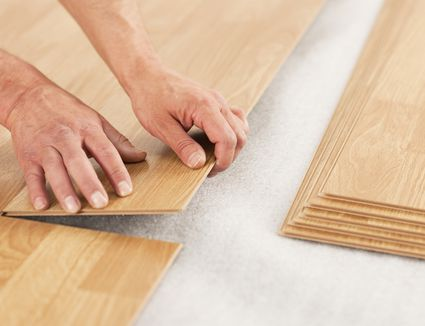 How to lay laminate flooring in one day how you can prevent static on laminate flooring solutioingenieria Choice Image