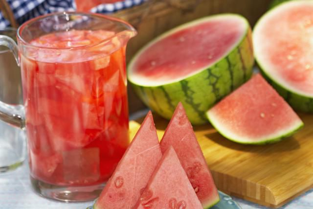 Watermelon Cocktails Are Perfect for Summer
