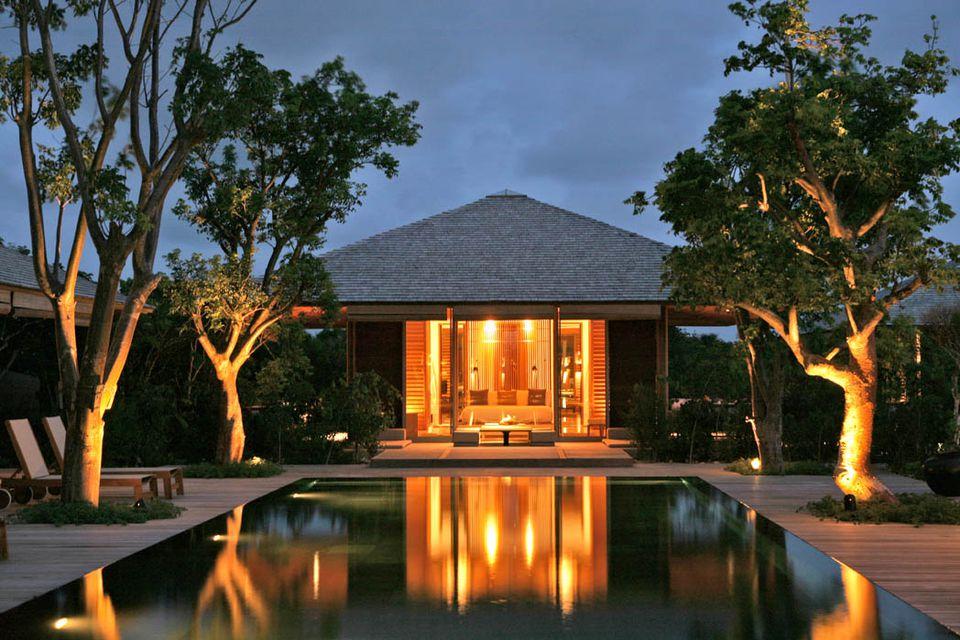 Ocean Villa at the Amanyara Resort, Providenciales, Turks & Caicos