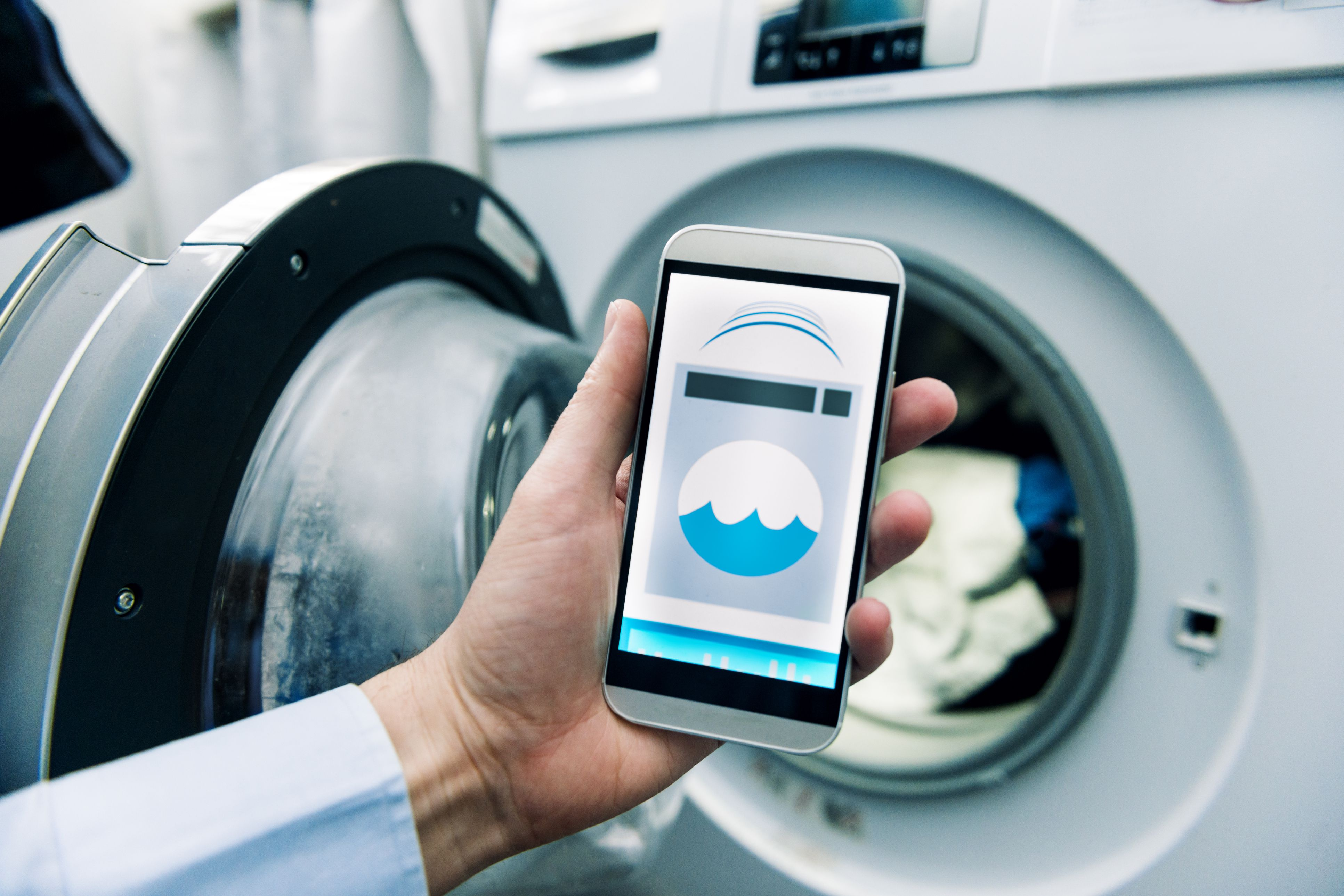 There Is An App For Laundry