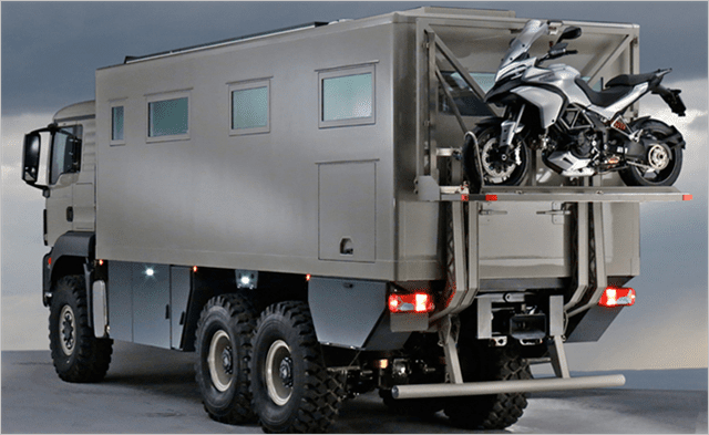 RVs That Will Save Your Life During The Zombie Apocalypse - Cool zombie cars