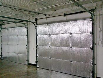 insulating a garage doorIs It Worth Insulating Your Garage Door