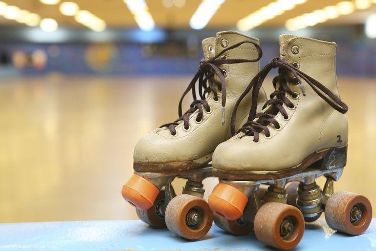 Roller Skate Week in Gym Class