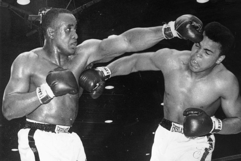 Ring Magazine Top 100 Punchers Of All Time