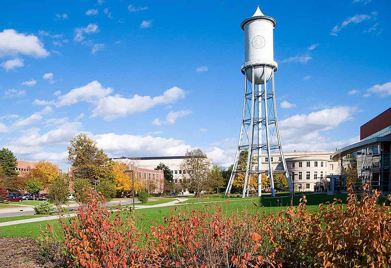 Iowa State Campus in Ames
