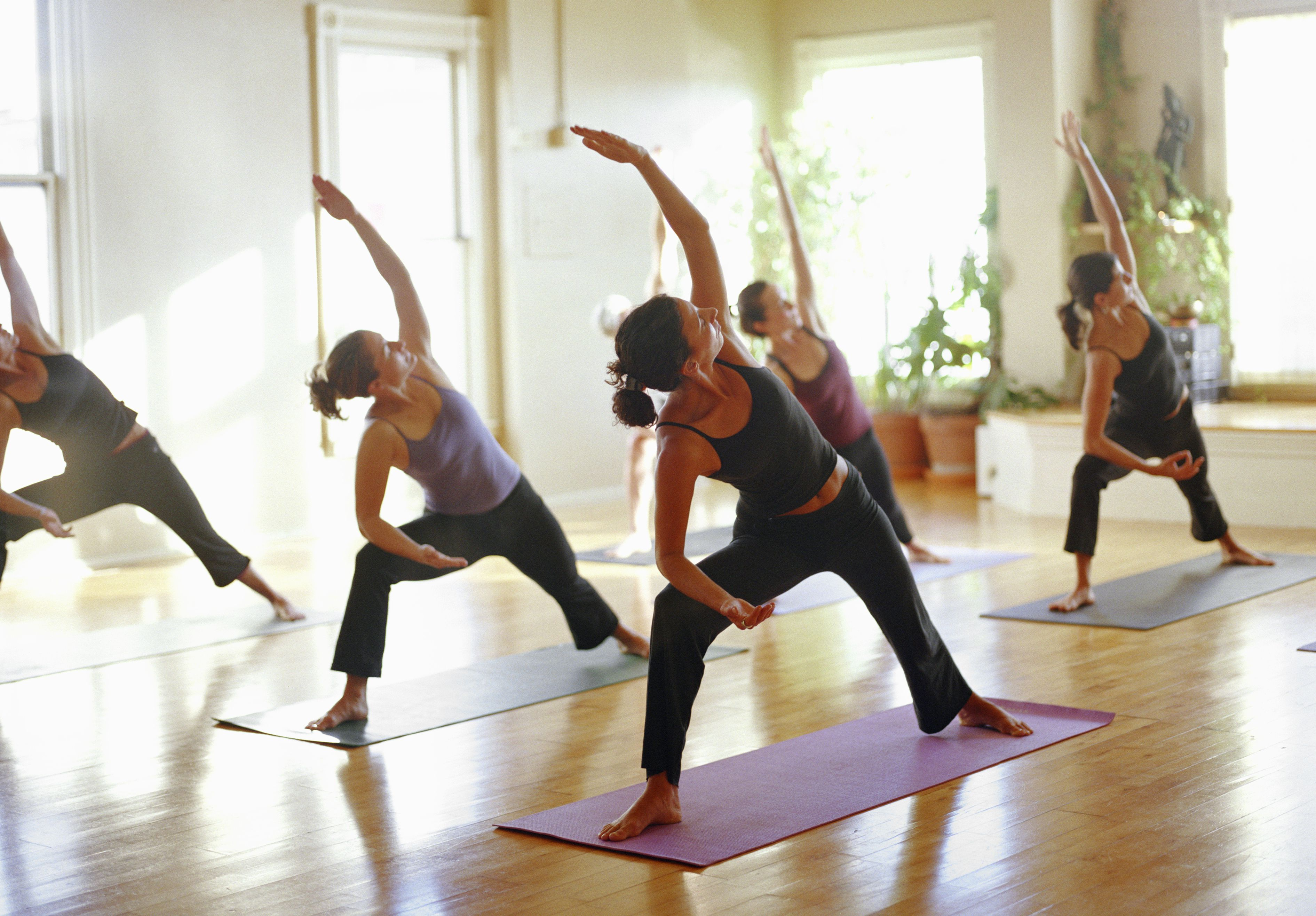 Etiquette Tips for Your Next Work-Out Class