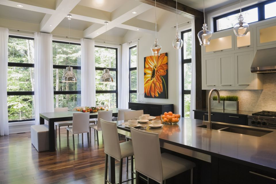 Open Floor Plan Defined Pros Cons And History - Pictures Of Open Floor Plans