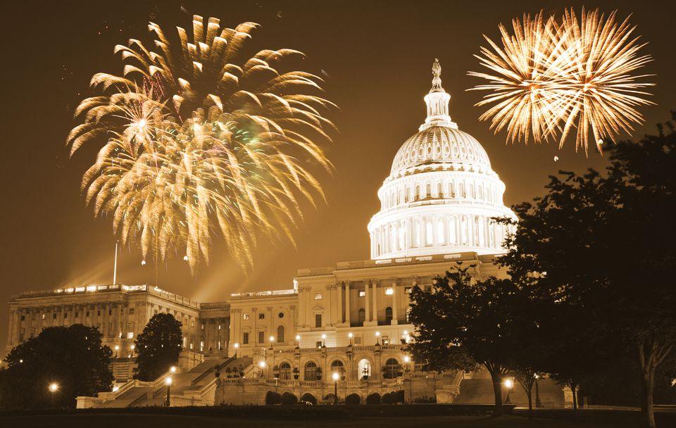 Washington DC New Year