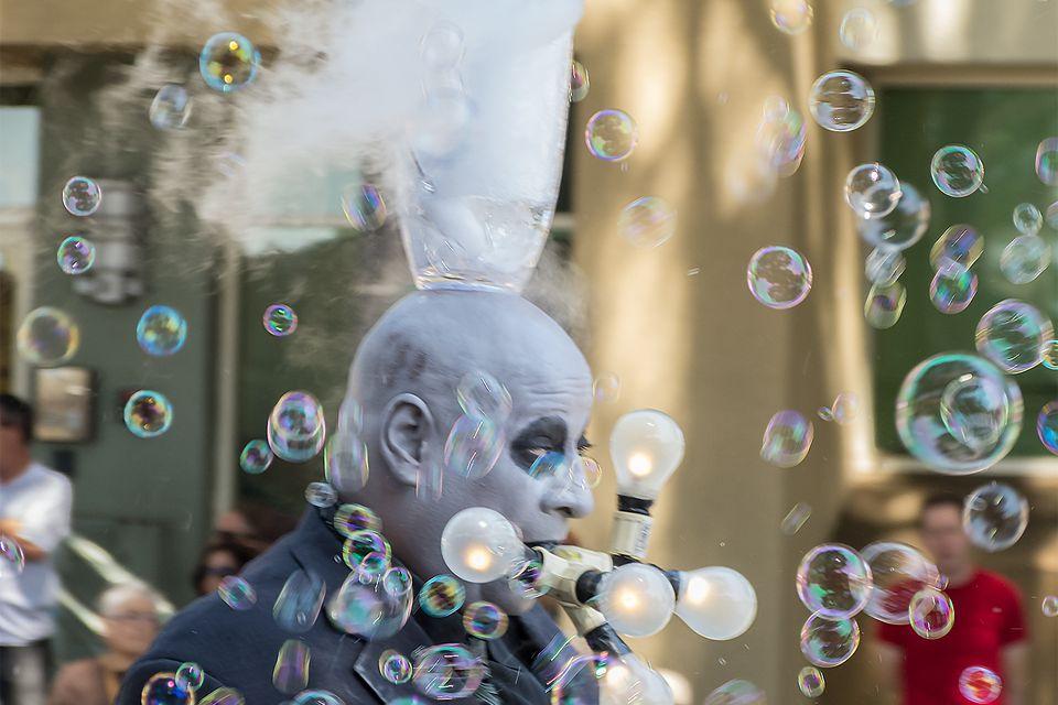 You'll see all kinds of fun things at Pasadena's Doo Dah Parade