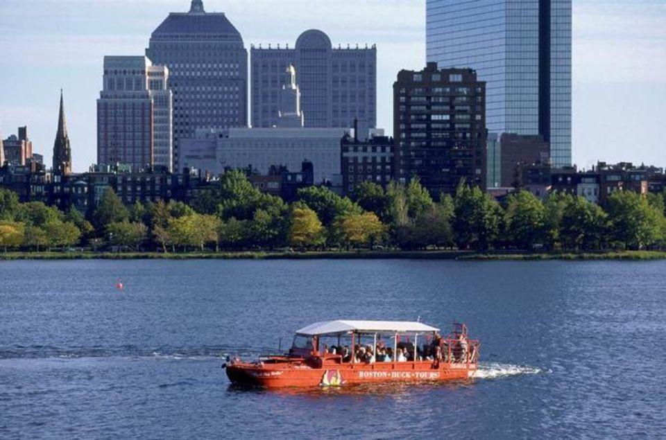 Boston Duck Tour