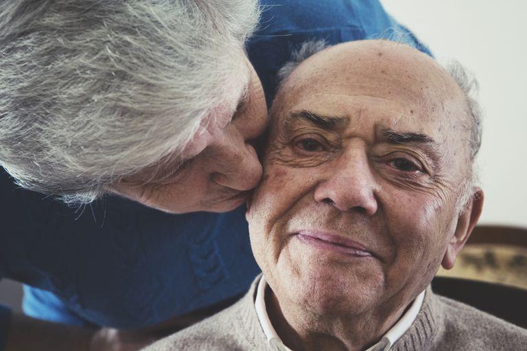 Enjoying Love Despite the Prognosis of Alzheimer's